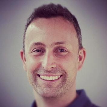 David Barrowcliff, Communications Manager, English Rural